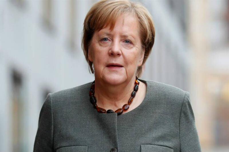 La canciller alemana expresó que establecer nuevos objetivos tiene poco sentido cuando los países europeos ya están luchando por cumplir sus objetivos.