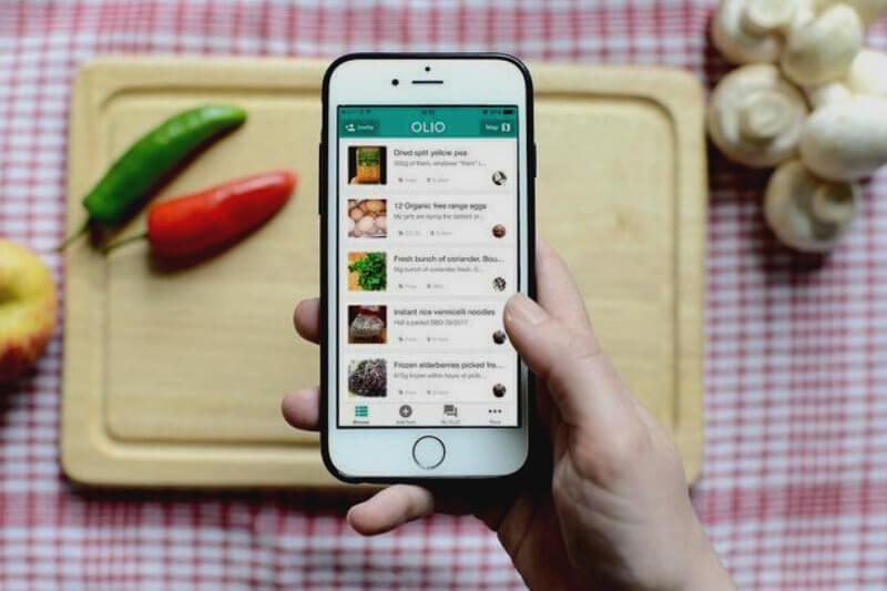 La creación de la app Olio, ha permitido la redistribución de 635,000 porciones de comida en 32 países.