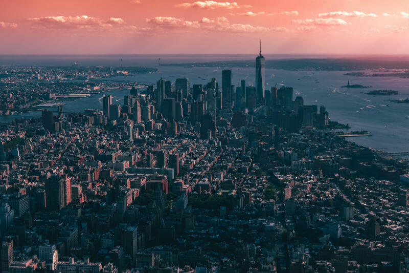 19 alcaldes dijeron que establecerán regulaciones que exijan que todos los edificios nuevos sean carbono neutral para 2030 y los existentes para 2050.