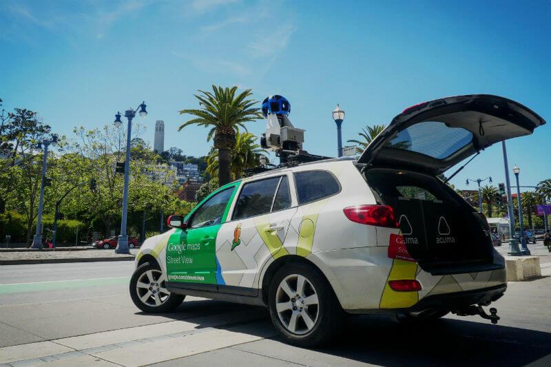 Google y Aclima integrarán la plataforma de detección de emisiones y calidad del aire de Aclima en la flota mundial de vehículos Street View de Google.
