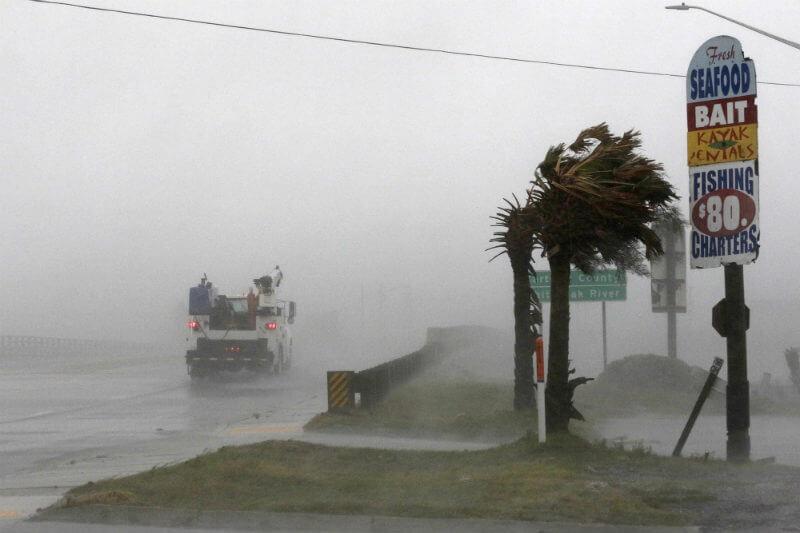La cifra de fallecidos por las inundaciones y fuertes lluvias provocadas por Florence, que ahora es un ciclón extratropical, asciende a 33 personas.