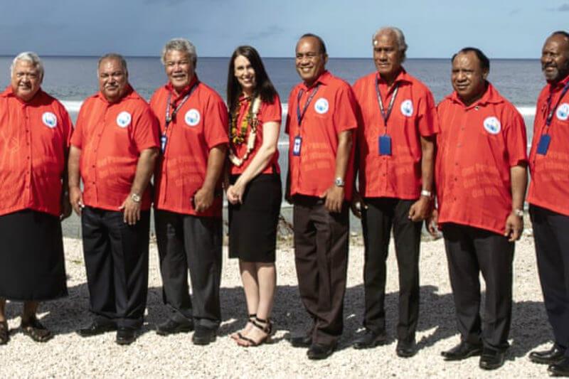 En el 49 Foro de Islas del Pacífico, líderes solicitaron a las naciones más contaminantes a cumplir las metas de reducción de emisiones para poder avanzar.