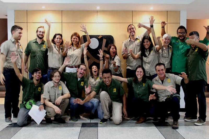 La organización trabaja para cuidar de especies y ambientes en peligro, y promueve soluciones para un desarrollo sostenible.