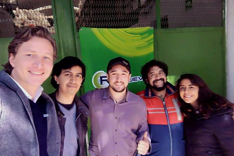 Esta empresa emergente mexicana recicla el unicel, dándole una segunda utilidad en diversos y creativos productos.