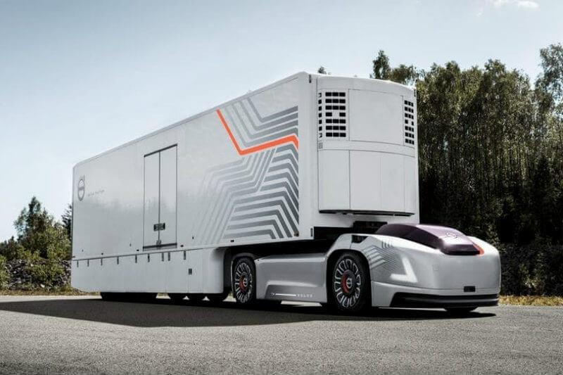 El nuevo vehículo de transporte del fabricante sueco es totalmente autónomo, eléctrico y automatizado, lo que lo hace ecológico y seguro.