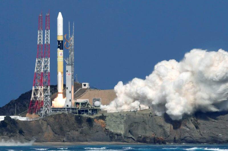 El satélite Ibuki 2 está especialmente equipado para observar la presencia de dióxido de carbono en la atmósfera y su impacto en el planeta.