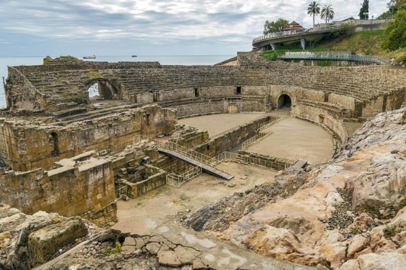 Estudio señala que bienes declarados Patrimonio de la Humanidad en el Mediterráneo están amenazados por la erosión de la costa e inundaciones.