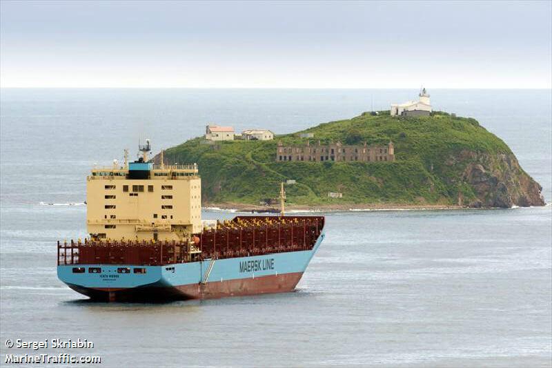 El barco ha pasado con éxito un viaje que muestra que el deshielo podría abrir una nueva ruta comercial desde Europa al este de Asia.