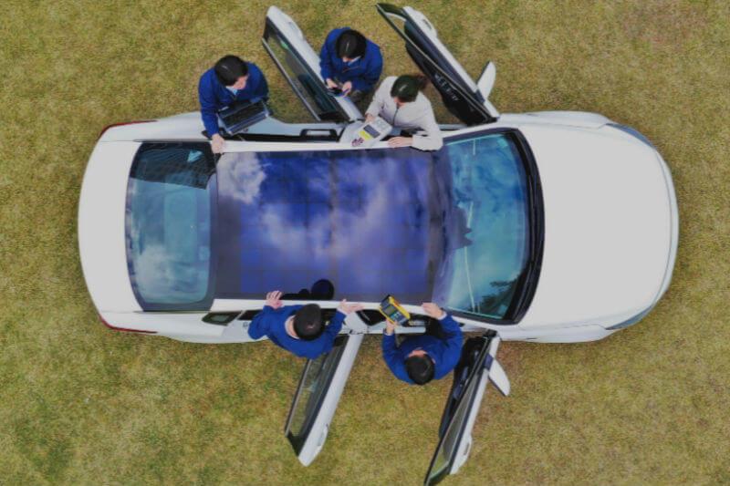 Sin mencionar los mercados donde planea ofrecer la tecnología, Hyundai dijo que el primer sistema aplicado a los híbridos estará disponible el otro año.