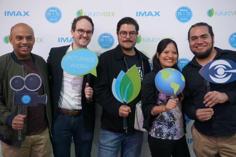 Presentan documentales IMAX In Focus 2018 en Cinépolis de CDMX