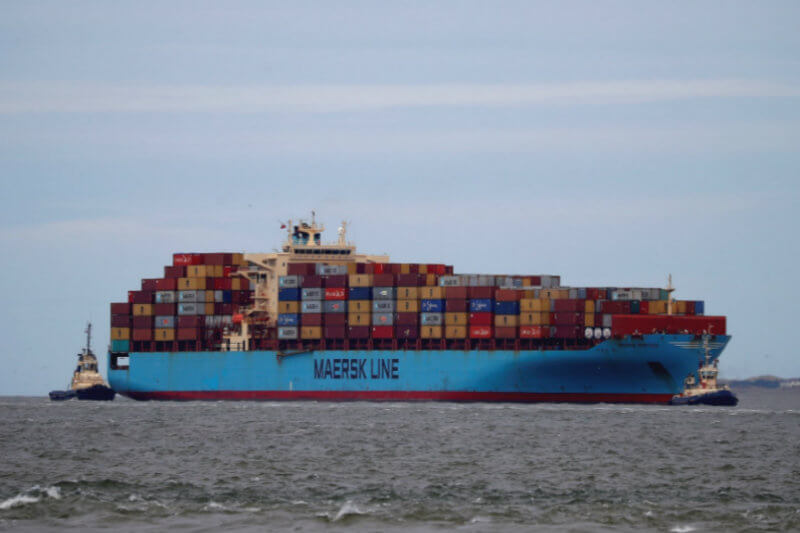 Maersk pretende que sus buques de carga sean carbono neutro para 2030 con el uso de biocombustibles y reducir sus emisiones netas de carbono a cero para 2050.