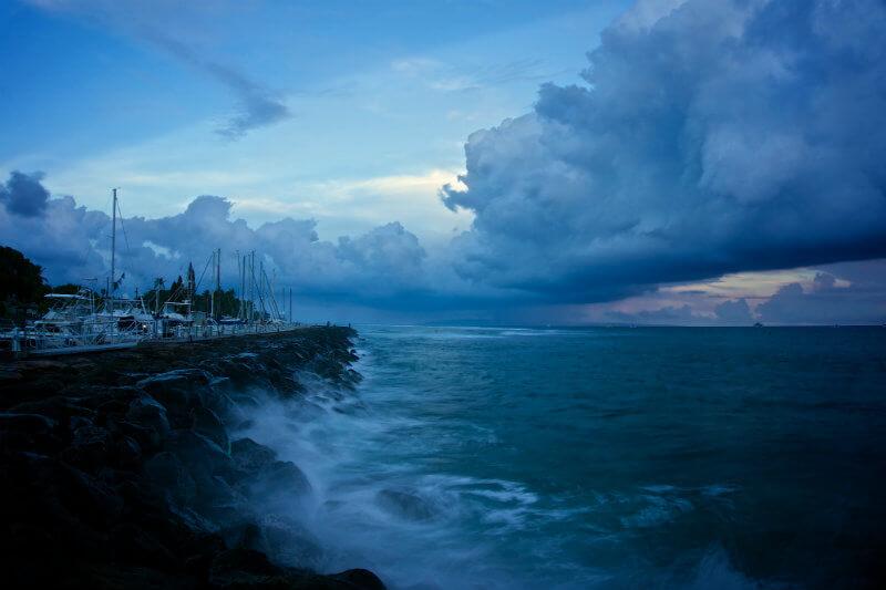 Según investigadores, algunas partes del mundo podrían enfrentar hasta 6 crisis relacionadas con el clima al mismo tiempo para finales de este siglo.