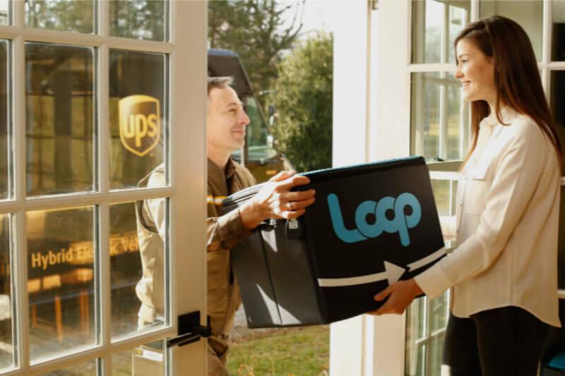 La plataforma de cero desperdicios, Loop, de una coalición de marcas de renombre, realizará pruebas de su nuevo sistema de reutilización de empaques.