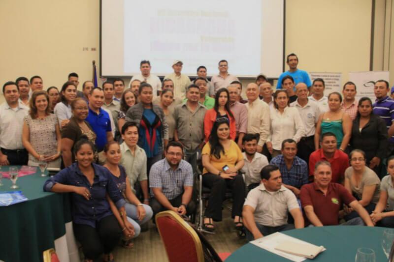 La plataforma está integrada por organizaciones que promueven un movimiento social y ambiental en Nicaragua, y así enfrentar los desafíos de un clima cambiante.