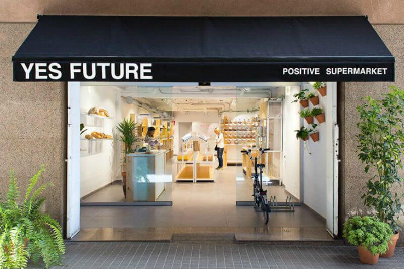 El nuevo Yes Future Positive Supermarket le permite al cliente el poder hacer una compra sostenible, de una manera fácil y en un mismo lugar.