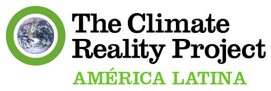 Logo Climate Reality Project Latam