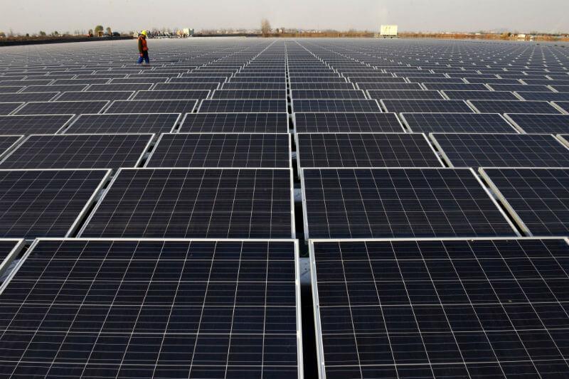 Empresa italiana Enel eligió el desierto de Coahuila para colocar 2.3 millones de paneles solares en una área soleada del tamaño de 2,200 campos de fútbol.