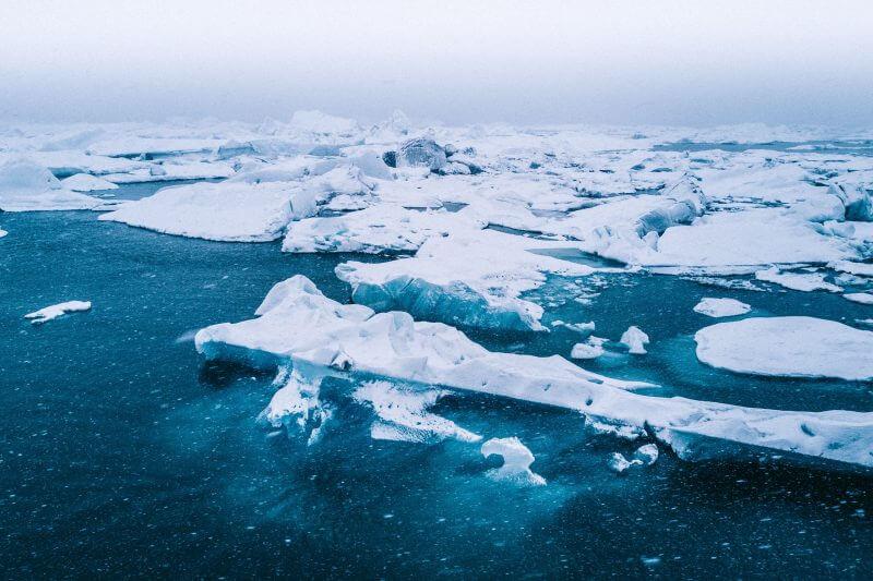 """Según informe de ONU Medio Ambiente, una situación como esta """"devastará"""" la región y elevará el nivel de los océanos en todo el mundo."""