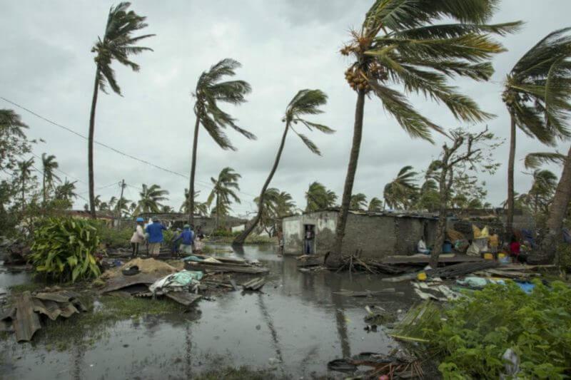 El ciclón Idai podría llegar a ser la tormenta más mortal en generaciones en golpear al país del sudeste africano de 30 millones de personas.
