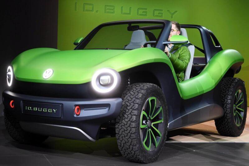 El objetivo del consorcio alemán con la plataforma MEB es amortizar la inversión y democratizar precios de los autos eléctricos.
