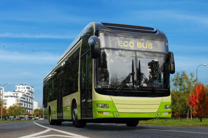 EE.UU. posee 300 de los 425,000 buses eléctricos (e-buses) que hay en el mundo, a diferencia de China, que posee 421,000 unidades
