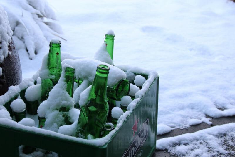 La famosa cervecería se ha propuesto fabricar su cerveza a base de energía completamente renovable.