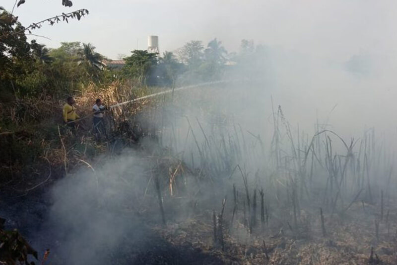 Incendios forestales Guatemala