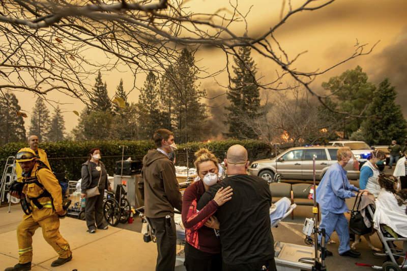 La empresa eléctrica culpable de provocar incendio en 2018, considerado como el incendio forestal más mortífero de EE.UU.