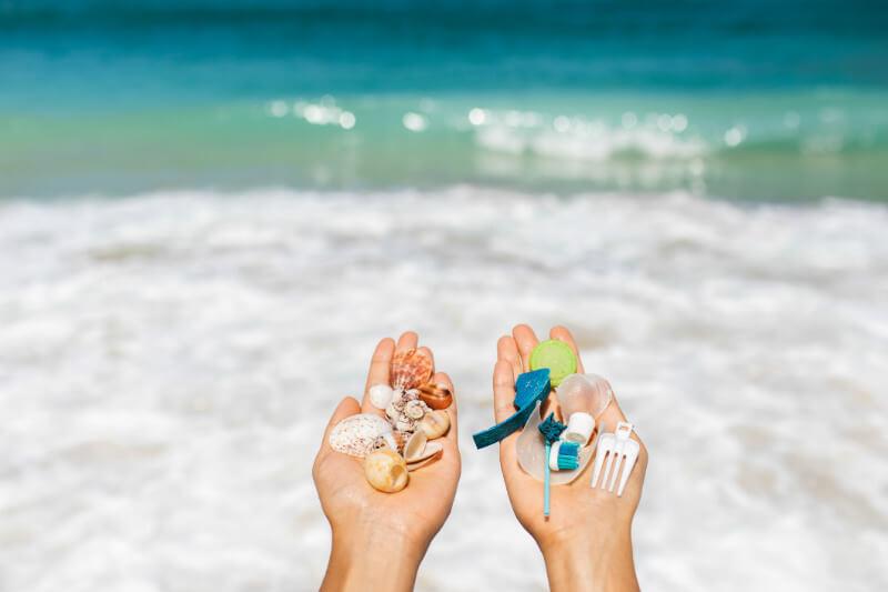 Se busca reducir los desechos no reciclables para proteger los océanos.