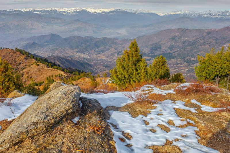 Al menos un tercio del hielo en el Himalaya y el Hindu Kush se descongelarán para el 2100.