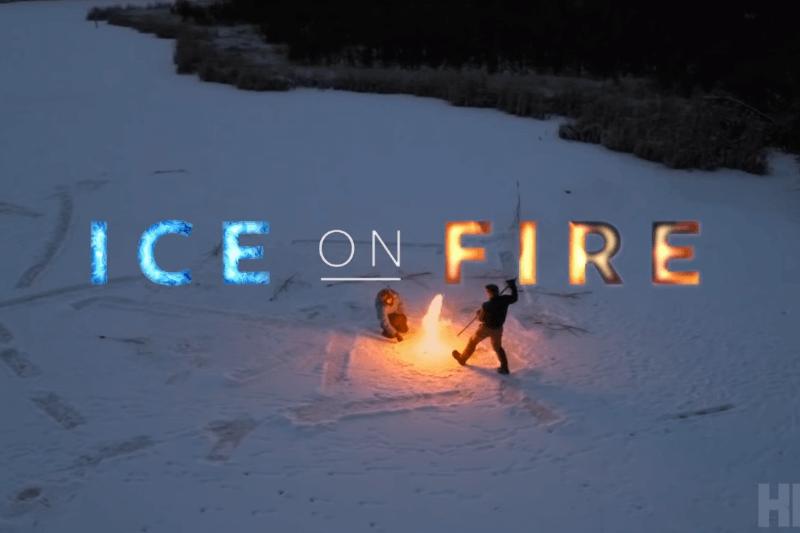 Ice on Fire muestra cómo ocurre la ciencia del clima y los problemas climáticos en el mundo.