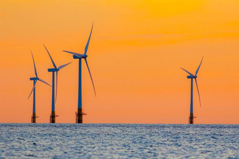 El parque de Reino Unido será capaz de generar suficiente energía para alimentar a un millón de hogares.