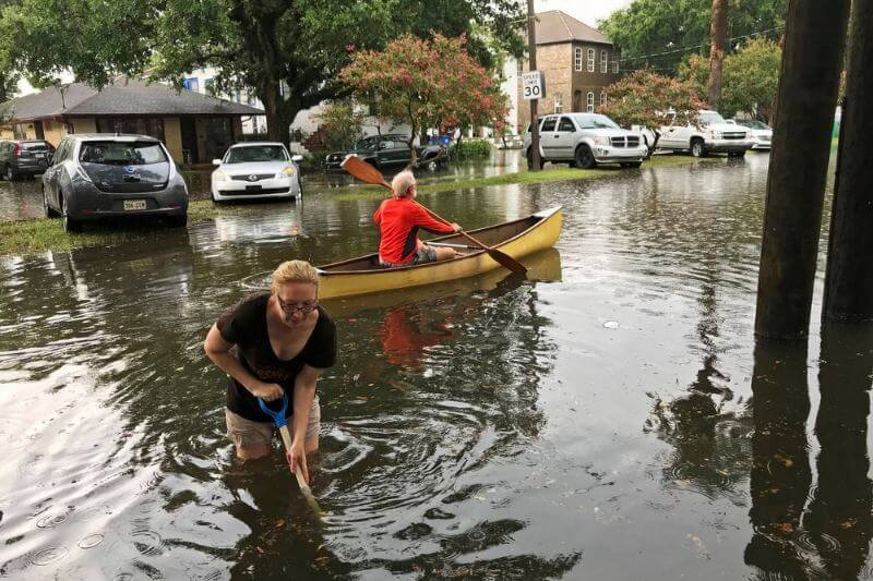Gobernador de Luisiana anunció medidas de emergencia ante la llegada del huracán Barry.