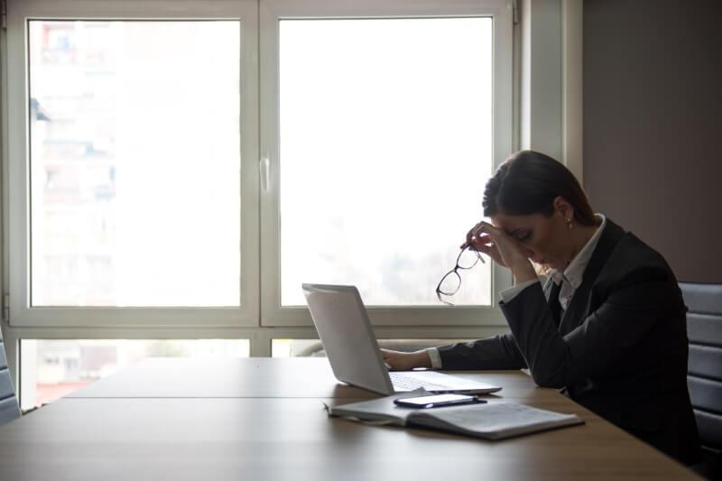El CO2 en dormitorios y oficinas puede afectar la cognición y causar problemas renales y óseos.
