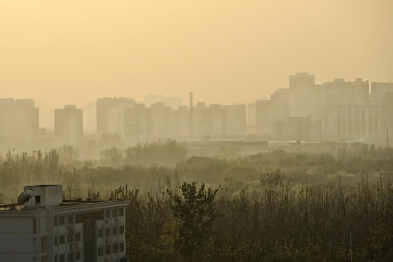 Los cambios en la radiación solar superficial parecen estar causando estragos en la vasta flota solar de China.