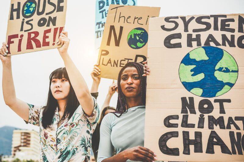 Los próximos 18 meses serán críticos en la lucha contra el cambio climático y otros desafíos ambientales.