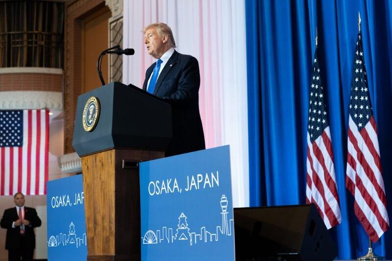 Los líderes en la cumbre solo reconocieron los riesgos que afronta la economía global y reafirmaron su compromiso con el Acuerdo de París a excepción de EE.UU.
