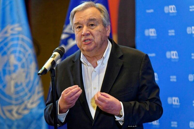 El jefe de la ONU estableció las emisiones netas cero como punto de referencia para la ambición, antes de una cumbre histórica en septiembre.