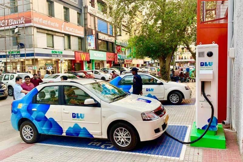 El gobierno busca visualizar a la India como un centro global de fabricación de vehículos eléctricos.