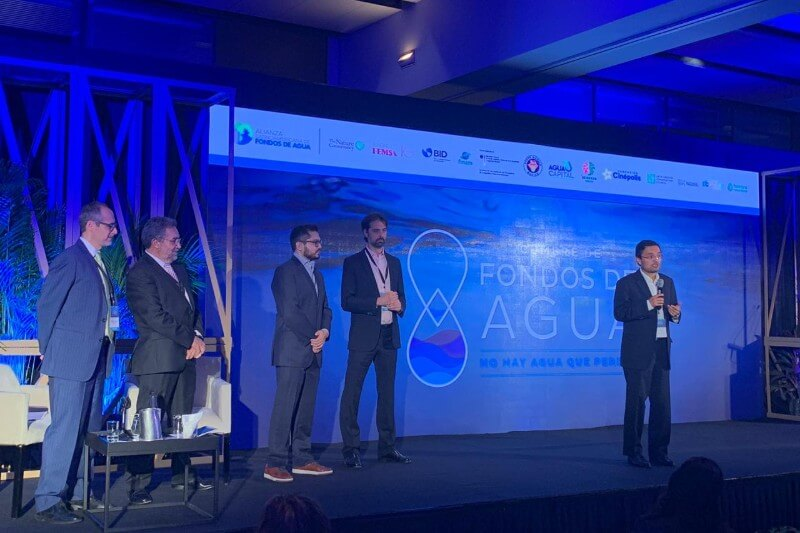 La brecha entre la demanda de agua y la oferta podría ser de hasta 30% para el 2030 si no se toman acciones para la seguridad hídrica.
