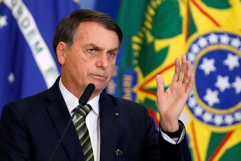 """El jefe de Gabinete del presidente de Brasil sugiere dedicar los fondos, unos 18 millones de euros, a """"reforestar Europa""""."""