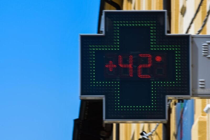 Cada año el planeta se pone más caliente y los científicos están confirmando que el cambio climático causado por el hombre es una gran parte del problema.