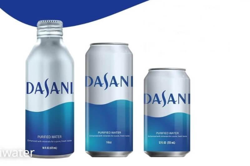 Coca-Cola le está dando a Dasani un cambio de imagen verde para ayudar a cumplir sus objetivos ambientales.
