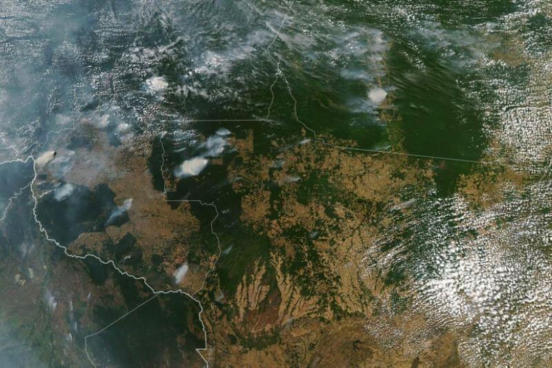 Si bien puede parecer abrumador, devastador, y lejos de la vida cotidiana, hay cosas que se pueden hacer para ayudar a mitigar estos incendios forestales.