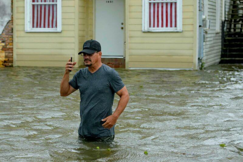 NOAA predijo en su actualización del pronóstico un aumento del 30% al 45% de probabilidades de una actividad por encima de lo normal.