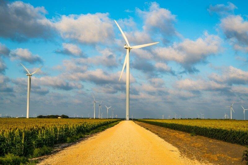 Las cifras limitan un enorme aumento de la energía eólica en el principal estado productor de energía de EE.UU. en las últimas décadas.