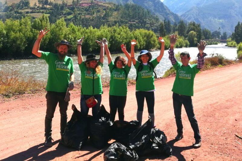 Green Heroes Perú es una organización que educa y motiva a las personas a desarrollar proyectos que protejan al medio ambiente.