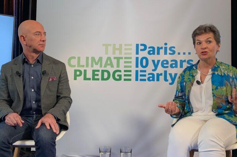 El director alentó a otras firmas a seguir el ejemplo para adelantarse 10 años a uno de los objetivos para el clima según el Acuerdo de París.
