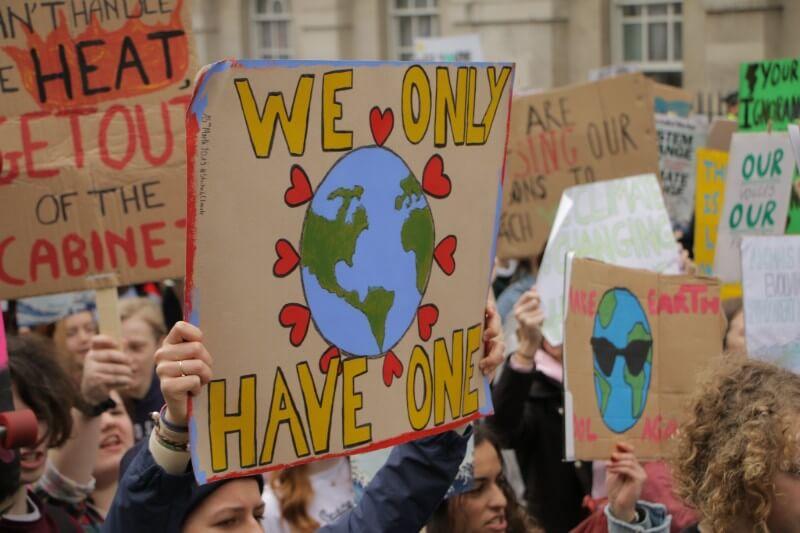 La semana del clima culmina este 27 de septiembre con otra protesta a nivel global, en la que se prevé que participen millones de personas en el mundo.