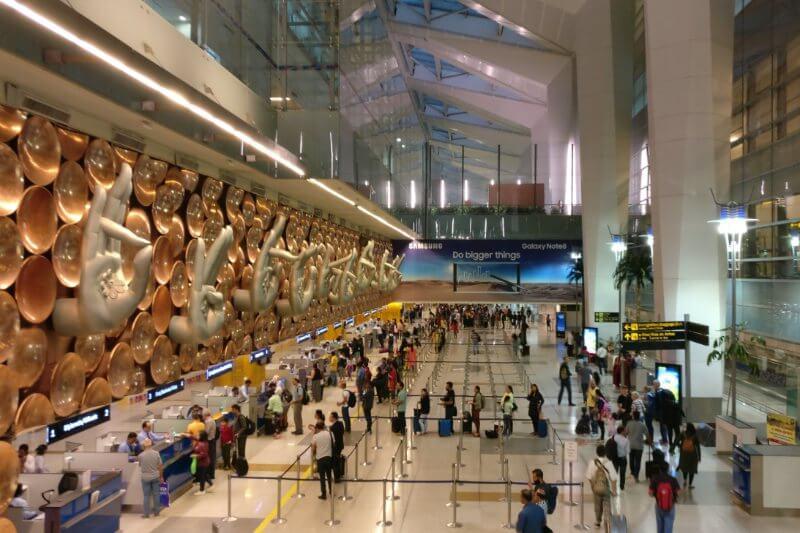 La Autoridad de Aeropuertos de la India (AAI) declaró 20 aeropuertos más como libres de plásticos de un solo uso, llevando el número total a 55.